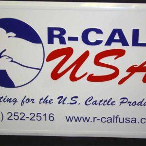 R-Calf Sign