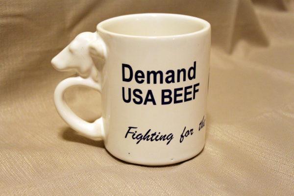 Cow Handle Mug $10