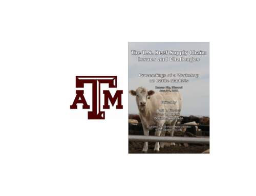 """Texas A&M Book Attacking """"50/14"""" Based on Outdated and Non-Representative Data"""